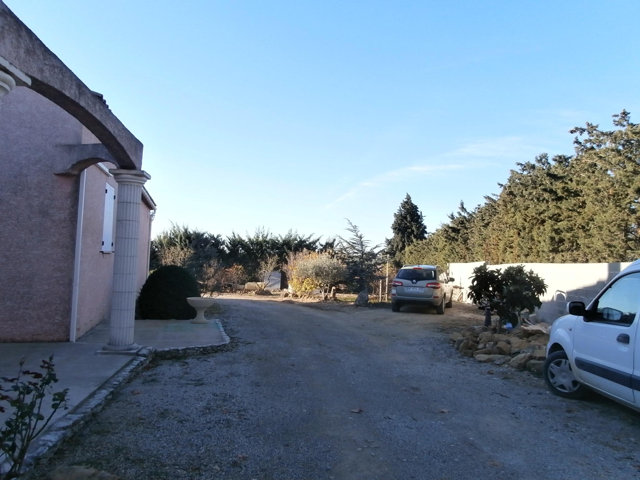permis de construire agricole pour garage Rasteau
