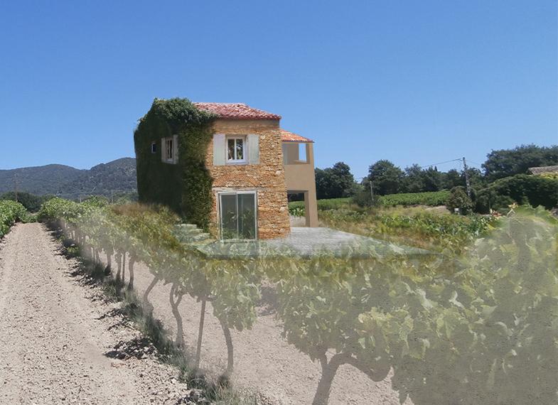 permis de construire agricole logement ouvrier Puymeras