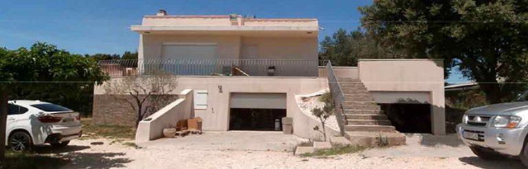 Déclaration préalable garage et piscine Mirabel
