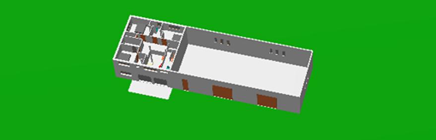 Aménagement d'un Hangar Agricole Nord Vaucluse