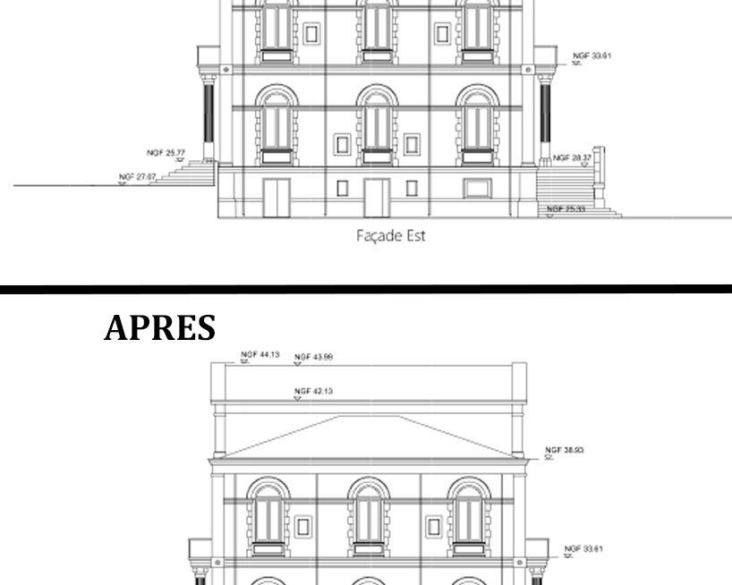 Transformation d'un Local en Restaurant à Sorgues