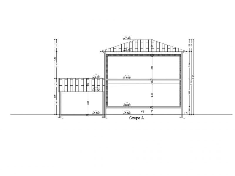 Habitation Lotissement Vaison la Romaine