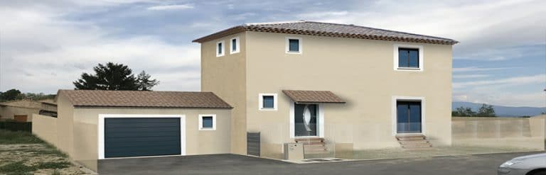 Habitation Lotissement Vaison la Romaine 90m2 permis de construire