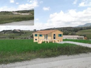 Conception maison individuelle à Faucon 88m2