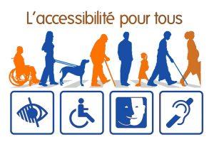 mise aux normes d'accessibilité handicapé vaison la romaine vaucluse