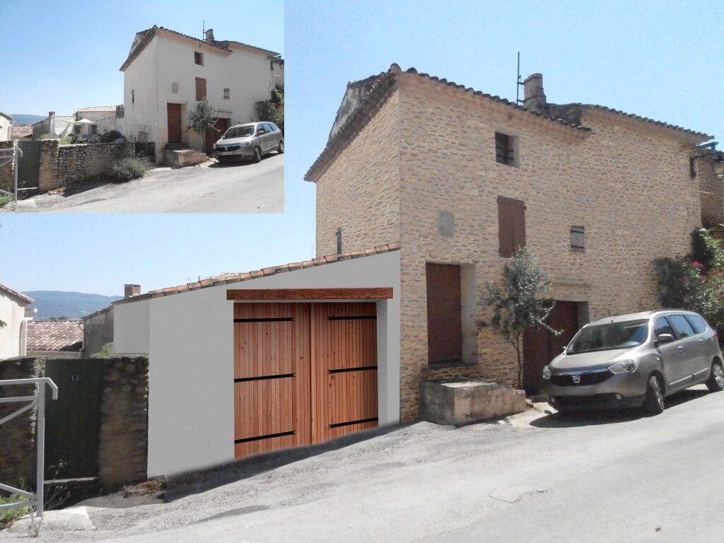 Garage Agricole Rasteau