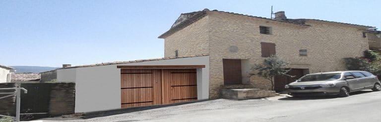Garage Agricole Rasteau