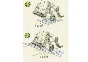 normes d'accessibilité handicapé ERP
