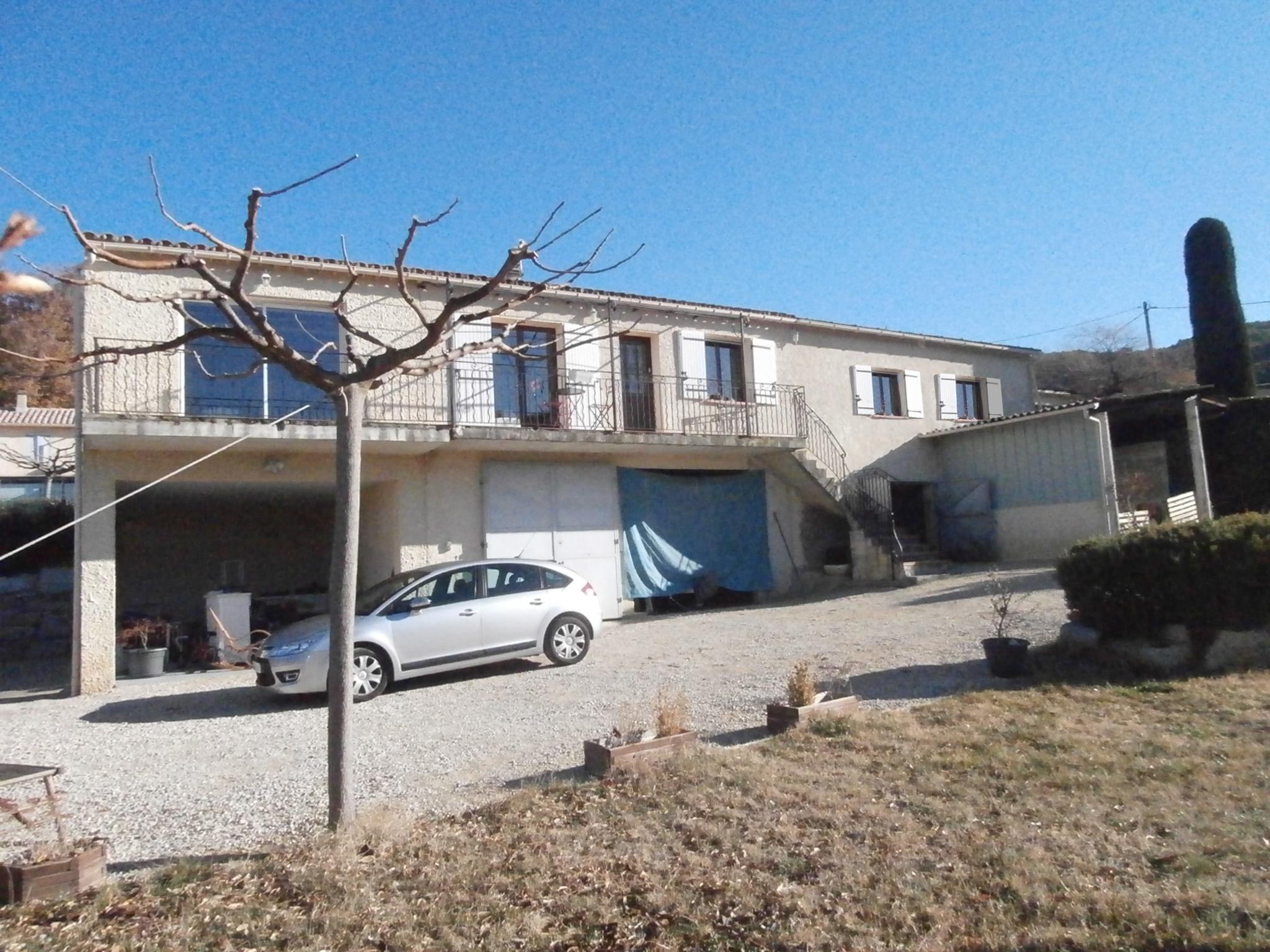 Projet Permis Construire Changement Destination hangar en habitation St Romain