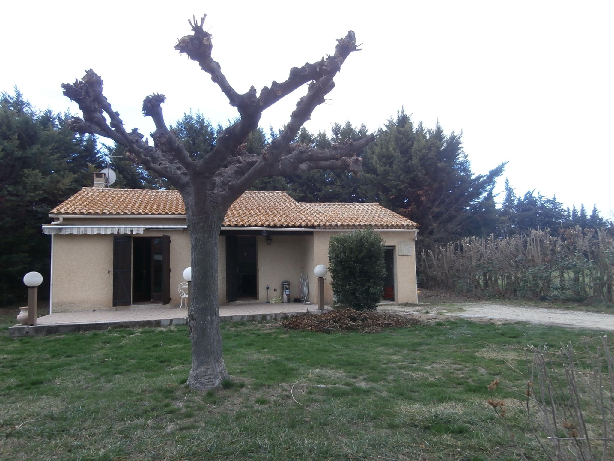 DP perne les Fontaines 84 Vaucluse extension