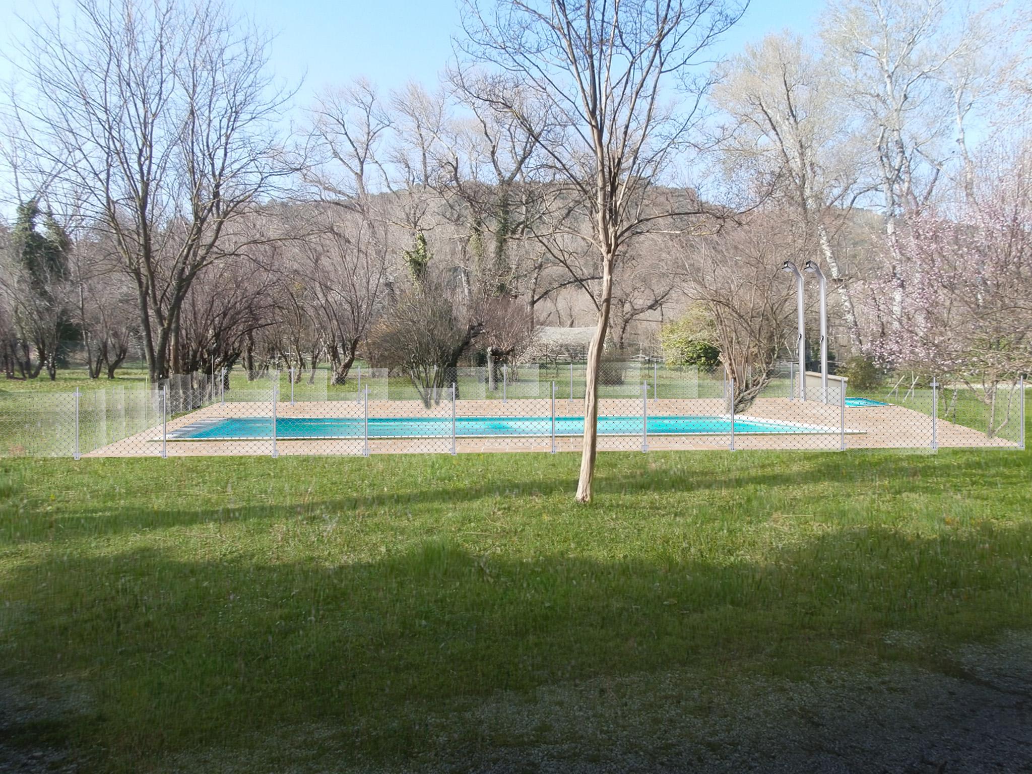 Déclaration préalable piscine Vaison la Romaine