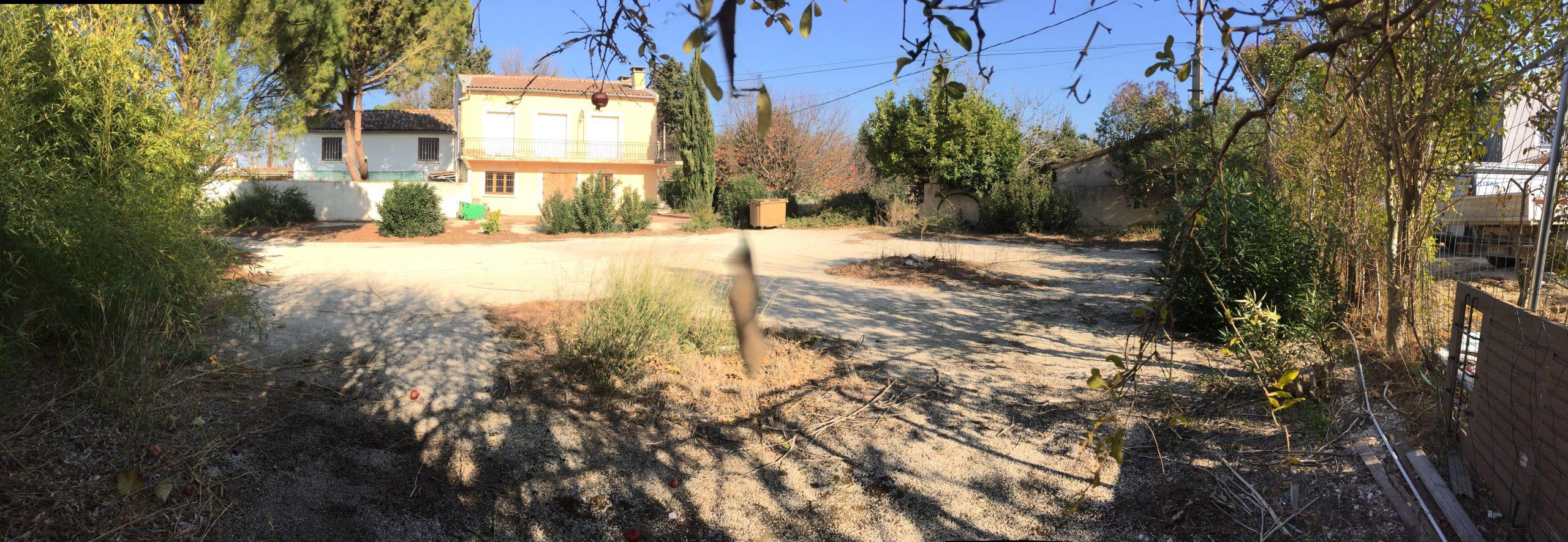 construction habitation en Avignon permis de construire ABE Project