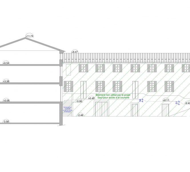 Mise aux normes ERP Vaison la Romaine