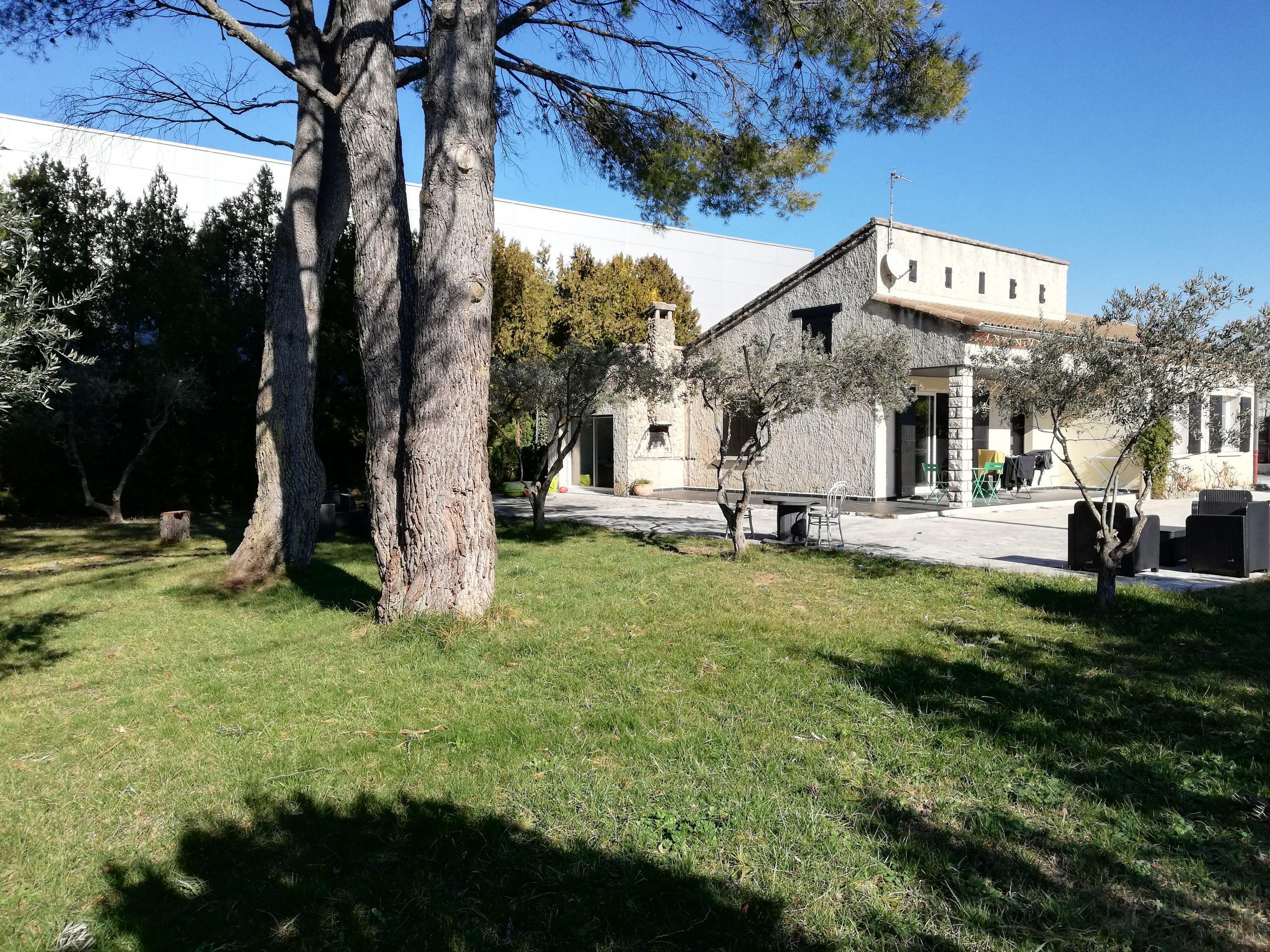 Extension maison Entraigues sur la Sorgues
