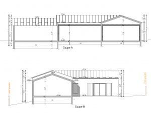 Permis de Construire maison Lotissement à St Romain en Viennois