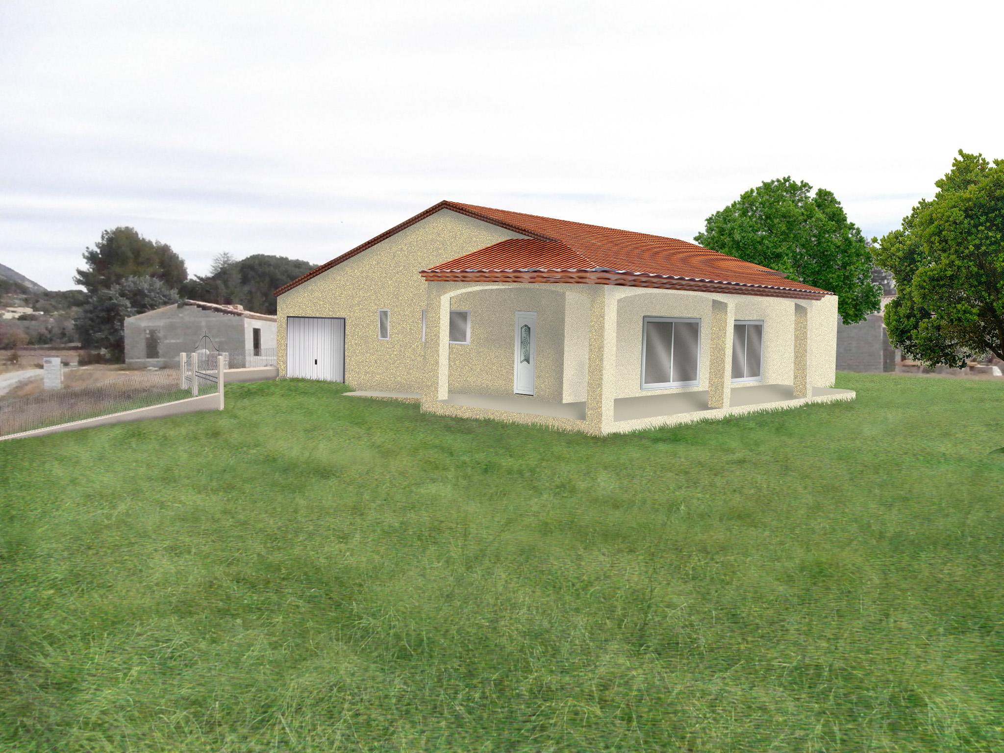 Permis de construire maison individuelle