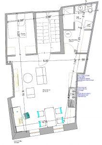déclaration préalable création appartement 2eme etage
