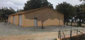 insertion paysagere Permis de construire bâtiment agricole
