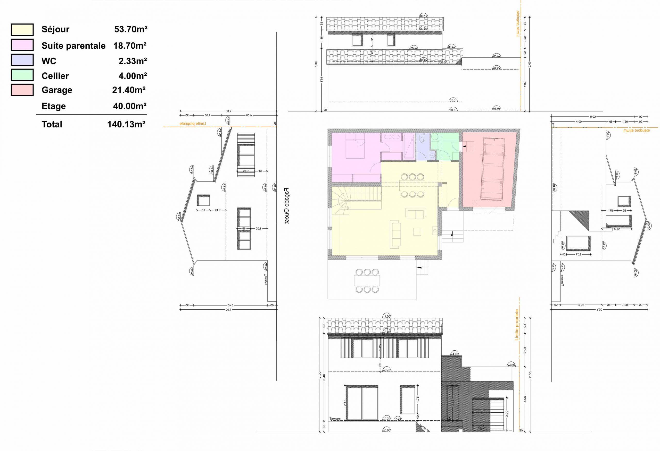 Exemple Permis De Construire Pour Une Maison Bois Vaison La Romaine