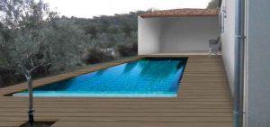 déclaration piscine permis de construire