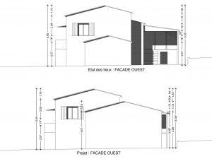 construire un garage camping car Malaucène