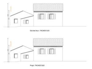 permis de construire pour extension d habitation