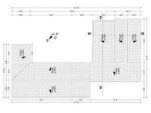 permis de construire pour extension d habitation plan de toiture