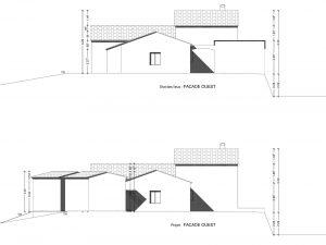 dessin bâtiment 84 garage