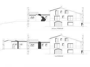 exemple PCMI 5 plan de facade permis de construire