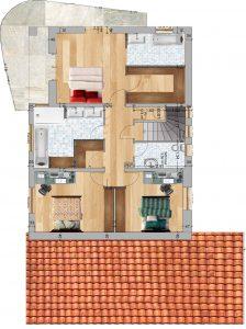 aménagement renovation maison crestet