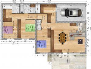 dessiner un plan de maison vaison la romaine
