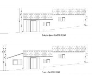 plan de facade declaration prealable