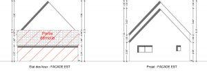 exemple plan PCMI 5 plan de facade permis de construire