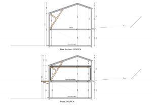 aménagement intérieur hangar agricole