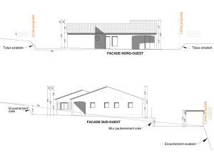 facades permis de construire exemple PCMI 5