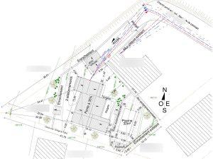 plan de masse permis de construire maison neuve