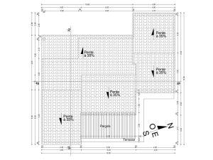 PCMI 5 plan de toiture dessinateur en batiment